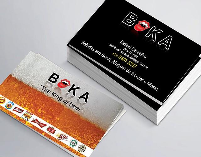 Cartão-boka
